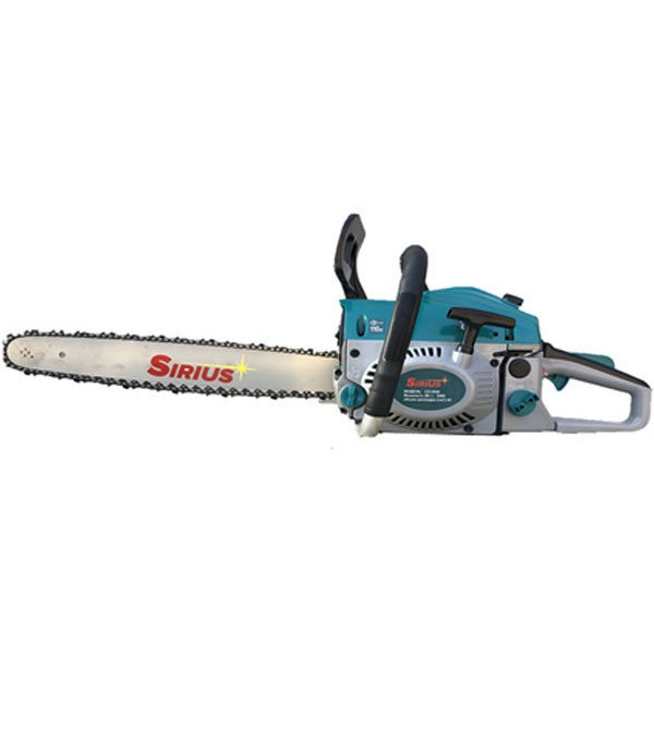 Бензопила SIRIUS CHAIN SAW CS-5500